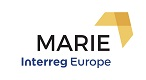 Logo Interreg Europe MARIE